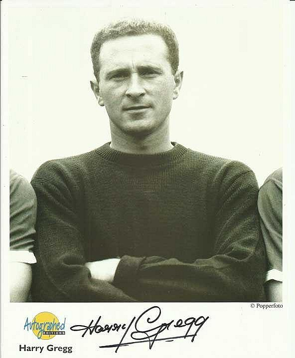 harry gregg - photo #29