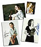 Violin stars signed photos Julia Wesley 6 x 4,