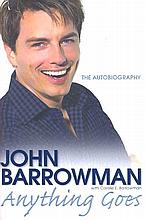 John Barrowman Anything Goes - the autobiography