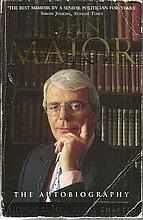 John Major the autobiography 790 page paperback