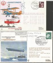 Luftwaffe Veterans Assorted Signed Cover Collectio