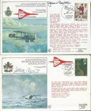 RAF Assorted Signed Cover Collection 2. 40 covers