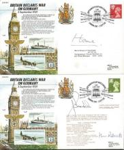 50th Anniversary of World War Two Cover Collection