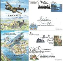 RAF Planes and Places Cover Collection. Full set o