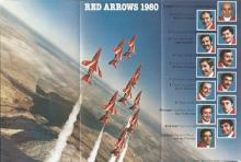 Red Arrows Collection. Nice lot consisting of a ha