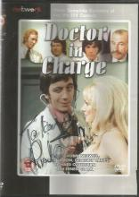 2 DVDs Doctor in Charge & Futtocks End both signed