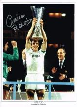 Graham Roberts autographed football photo. High qu