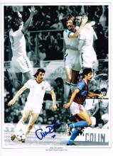 Alan Devonshire autographed football photo. High q