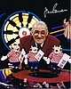 Jim Bowen Bullseye 10 X 8 signed photo. Good