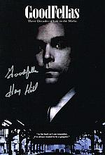 Henry Hill Real Goodfellas Signed 17 X 11 Poster.