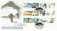Chris Bonnington signed 2003 Scott Covers Official