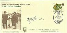 Alan Titchmarsh signed 1988 Chelsea Flower Show