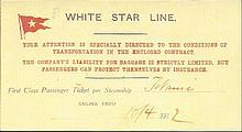 Titanic Collection of memorabilia including 10 x 8