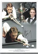 Ken Docherty autographed high quality 16x12 inch s