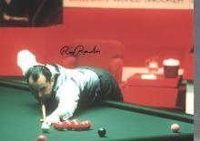 Ray Reardon autographed high quality 16x12 inch sn