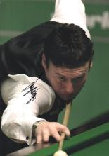 Jimmy White autographed high quality 16x12 inch sn