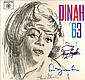Maya Angelou, Original LP record of Dinah '63 by