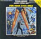 James Bond Multisigned Original LP record of the