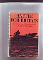 Battle for Britain by Dizzy Allen hardback signed