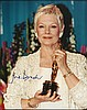 Dame Judi Dench signed 10 x 8 colour photo after