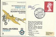 Sir John Slessor 1971 RAF Museum 60th Anniversary