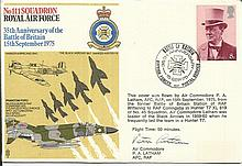 Air Commodore Peter 1975 No. 111 Sqn 35th