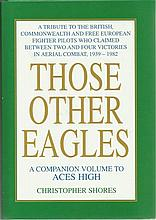 BOB aces Multisigned book Those other Eagles - a tribute to the Briti