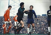 Peter Bonetti Chelsea Colour 12x8 Photo Signed. Good condition