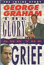 George Graham signed Hardback book signed bookplate fixed on the title page