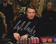 Mads Mikkelsen Casino Royal obtained at the press hotel for 007 premiere 8x