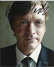 Richard Madeley signed colour 10x8 portrait photo. Good condition