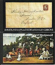 Stamp Booklets £4 Stanley Gibbons Booklet & £3 We