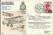 Sir Arthur Harris No 101 Squadron Royal Air Force