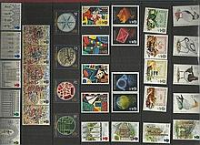 1989 Stamp Collectors Pack Complete with all stam