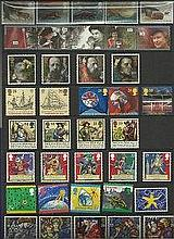 1992 Stamp Collectors Pack Complete with all stam