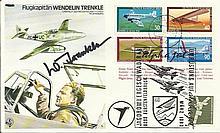 Wendelin Trenkle signed Wendelin Trenkle 1980 Ger
