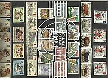 1984 Stamp Collectors Pack Complete with all stam