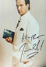 James Belushi signed 7x5   photo. Excellent condi