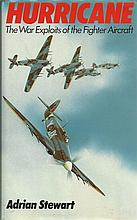 Hurricane the war exploits of the fighter aircraf