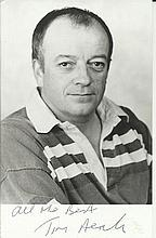 TV Film Collection Tim Healy signed 5x3 b/w photo
