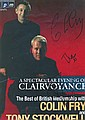 Colin Frey & Tony Stockwell signed tour leaflet mounted to 12 x 8 black card.