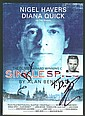 Jack Ryder actor signed colour promo leaflet for the play single spies To David. best known for playing Jamie Mitchell in the BBC One soap opera EastEnders from 1997 to 2002 and since has achieved success as a theatre and short film director