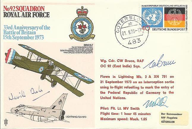 RAF17c, Sqn Ldr Neville Duke DSO DFC famous WW2