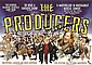 Russ Abbott, Joe Pasquale signed promo theatre leaflet for the play The Producers mounted to 12 x 8 black card