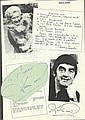 Derrick Nimmo signed piece mounted on Food Menu sheet to 12 x 8 black card. Died 1999 English character actor. He was particularly associated with upper-class