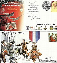 Victoria Cross winners signed collection, four RAF