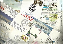 RAF cover collection, 20 RAF flown covers Inc