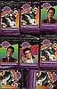 Elvis Presley trade cards, eight packs of 12