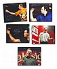Darts Legends signed 10 x 8 colour photos five