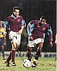 West Ham Football signed photos of three10 x 8